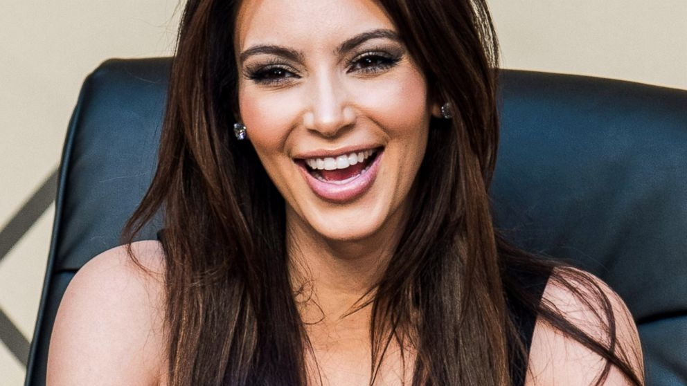 Being half-Armenian, half-Italian, Armenians sadly cannot lay claim to all of Kim Kardashian's good genes. Photo from http://abcnews.go.com/topics/business/companies/krispy-kreme.htm/